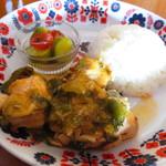 ペチカ - メインの皿