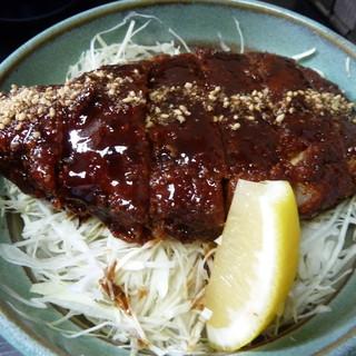蔵一 - 料理写真:ソースかつ丼