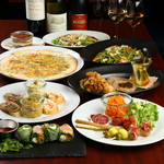 ワールドワイン・ダイニングレストラン グランキャトル -