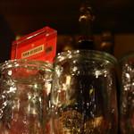 ワールドワイン・ダイニングレストラン グランキャトル - WECKのキャニスターもちょこちょこ使ってます^_^