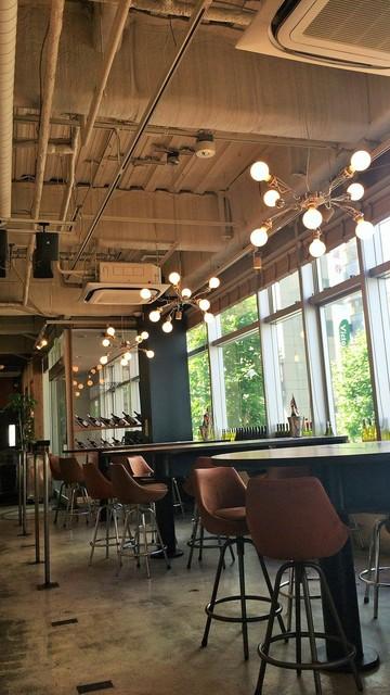WIRED CAFE Dining Lounge アトレヴィ五反田店