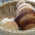 箱根ハイランドホテル ラ・フォーレ - 美味しいクロワッサンとパン