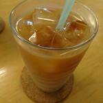 洋食屋 キッチン ふくま - 紅茶(ミルクティー)