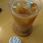 洋食屋 キッチン ふくま - 紅茶(ミルクティー+シロップ)