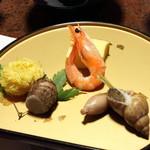 純和風旅館泉屋 - 【夕食】先付