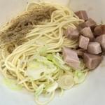 麺屋りゅう - 和え玉(アップ)