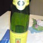 ESCOFFIER - 白ワイン アルザスのリースニング