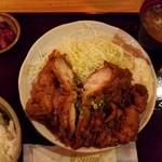 56050591 - 鶏漬け南蛮定食(750円)