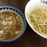 しらはる - 鴨つけ麺 700円