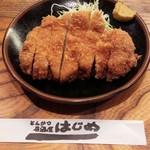 一 - ロースカツ(16-09)