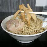 自家製太麺 渡辺 - メンマ
