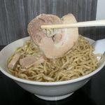 自家製太麺 渡辺 - チャーシュー