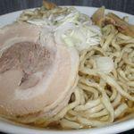 自家製太麺 渡辺 - アップ