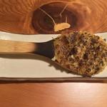 丹想庵 健次郎 - そば焼き味噌