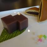 56054273 - (2016/7月)「きびどら 和菓子」