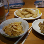 松本からあげセンター - つまみ~☆