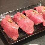 本元 - 炙り肉寿司