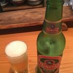 56055897 - 青島ビール 330ml 500円(税別)