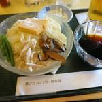 鷹之台カンツリー倶楽部 - 料理写真:冷やしそうめん