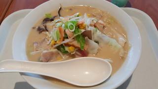 リンガーハット - ちゃんぽん 麺は1.5玉