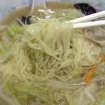 56057135 - タンメン麺