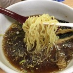 大福屋 - 麺との相性ぴったり