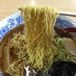 大福屋 - 昔ながらの縮れ卵麺も美味しいし、扱いも◎