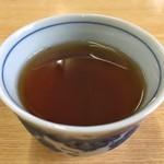 大福屋 - 黒豆茶かな、セルフのお茶まで美味しい
