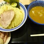 つじ田 - 濃厚豚崩しつけ麺 大盛