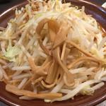 製麺屋食堂 - 料理写真: