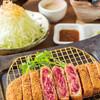 Katsumasa - 料理写真:牛かつ
