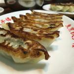 東京餃子楼 - 焼き餃子(ニンニク・ニラ入り)