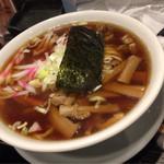 肉蔵でーぶ - 桜台丸長ラーメン