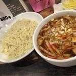 肉蔵でーぶ - 桜台丸長つけメン