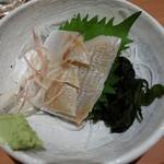56066129 - 小鯛の笹漬け780円