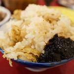 ホテル法華クラブ函館 - ほたて炊き込みメシ