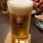 56067695 - 囲坊主 ビールは2杯だけ