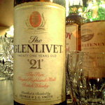 L'essentiel Bar - 料理写真:The GLENLIVET 21YEARS OLD   80's