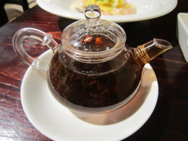 文菜華 - プーアル茶