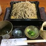 手打そば 志ん蕎 - 料理写真: