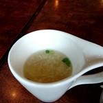 インド・ネパールキッチン ナマステ - スープ