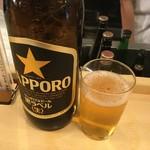 伊勢 - 瓶ビール550円