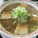 56076677 - ( ̄Д ̄)ノチャーシュー麺大¥800