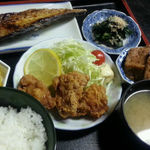 56077350 - 肉と魚!!