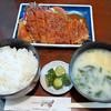 ロゼ - 料理写真:とんかつ定食