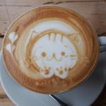 アンセム - カフェラテ(ネコさん)