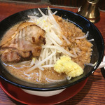 ジパング軒 - ジパング麺(しょうが)