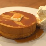 ほそつじいへえ TEA HOUSE - 究極のパンケーキ