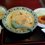 芳味園 - 定食