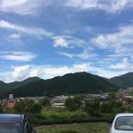 仁太郎 - 下呂の山の風景です❗️国道257号沿いの岩根屋さんから撮った風景❗️
